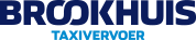 Logo Brookhuis Taxidiensten